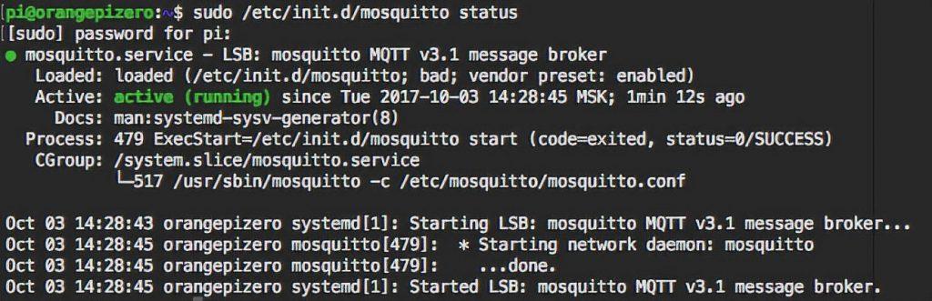 MQTT Check Server Status