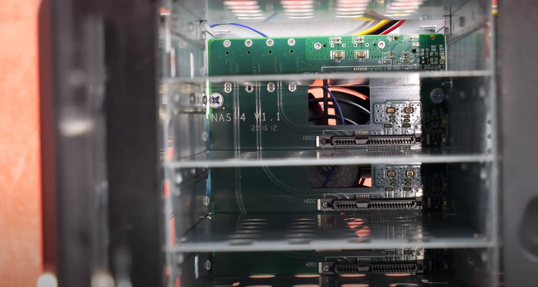Plex Server Box for NAS