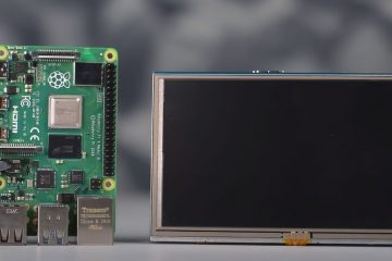 Raspberry Pi Touchscreen Setup Tutorial