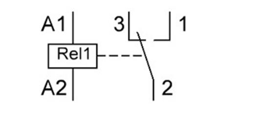 Relay scheme example