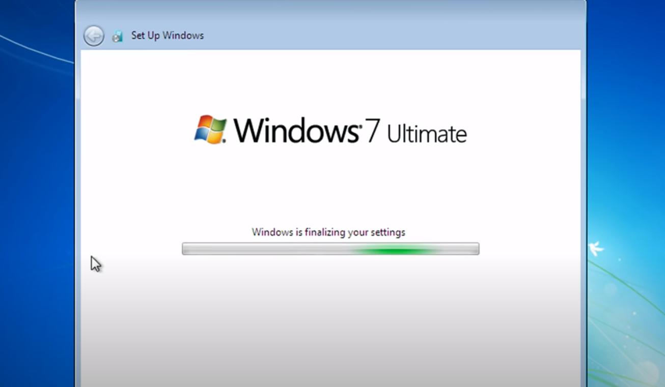 Windows 7 Setup on NAS Plex Media Server