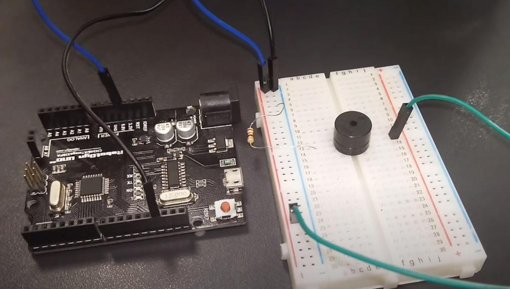 Arduino Active vs. Passive Buzzers