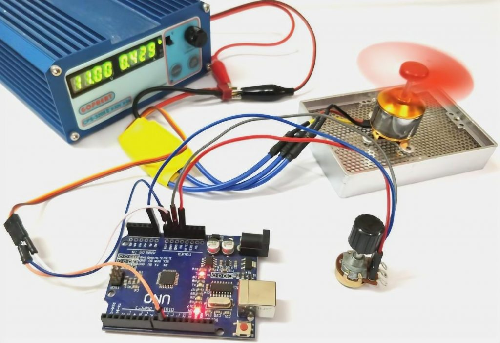 Testing How the Circuit Works