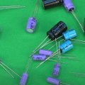 Electrolytic vs. Ceramic Capacitors