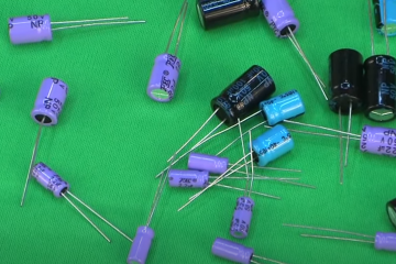 Electrolytic vs. Ceramic Capacitors
