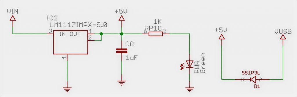 Ways to Power the Arduino Nano