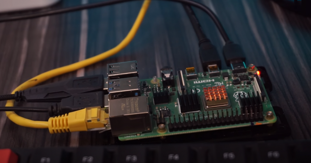 Raspberry Pi Kodi Setup