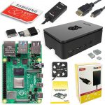CanaKit Raspberry Pi 4 8GB Starter Kit