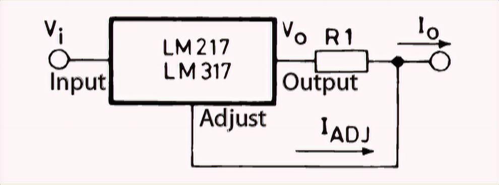 LM317T Current Stabilizer for LEDs