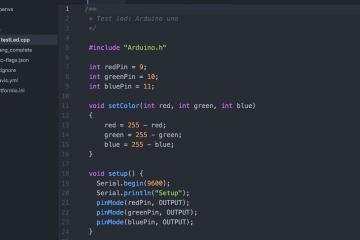 PlatformIO for VSCode vs. Arduino IDE