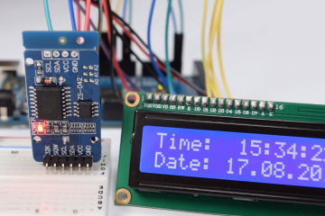 Arduino Real Time Clock Tutorial (DS1302, DS1307, DS3231)