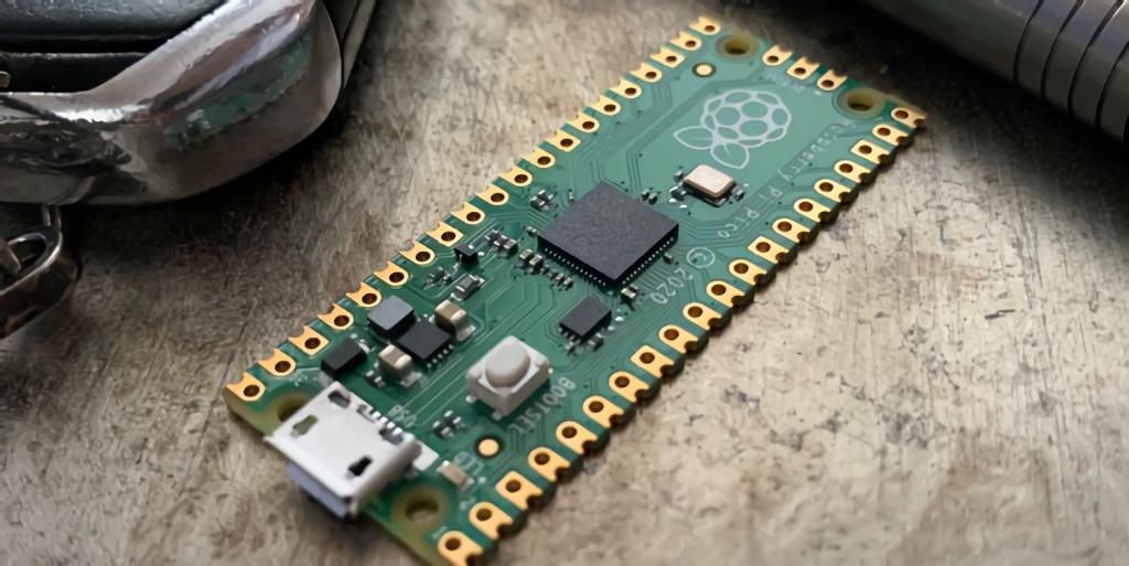 Raspberry Pi Pico Image