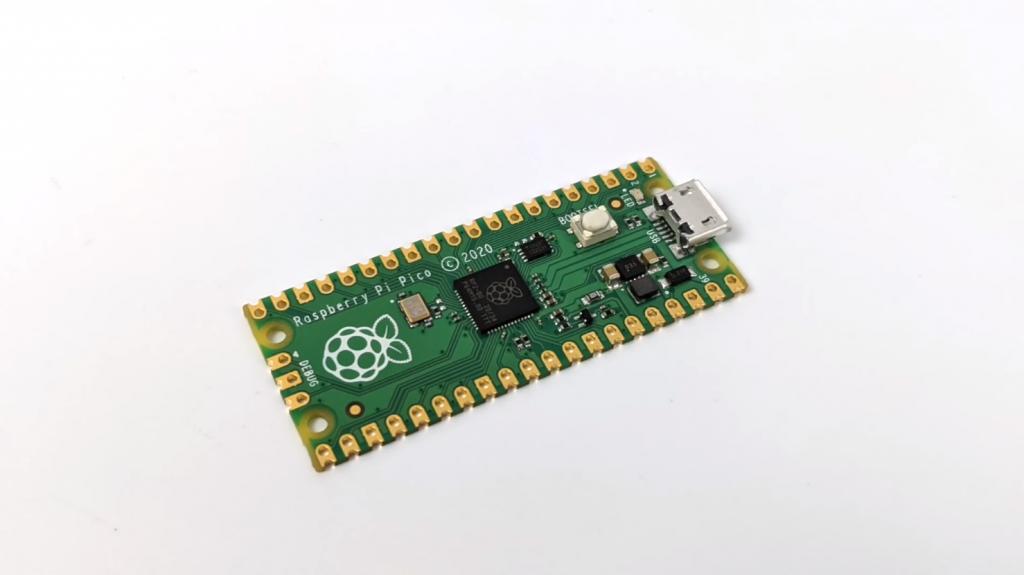 Raspberry Pi Pico Processor