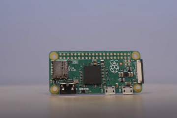 Raspberry Pi Zero Review: Features, Pinout and Projects