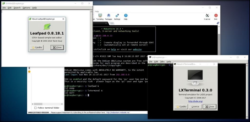 Adding Ubuntu Server Graphics