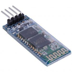 HiLetgo HC-06 RS232 4 Pin Wireless Bluetooth Module