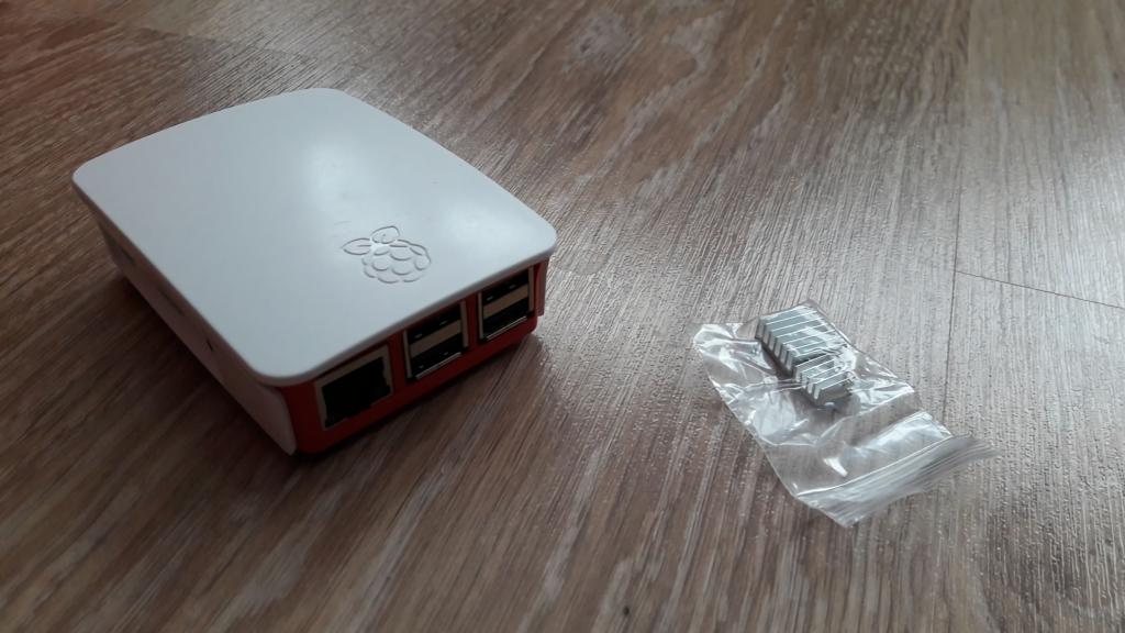 How to Attach Heatsink to Raspberry Pi