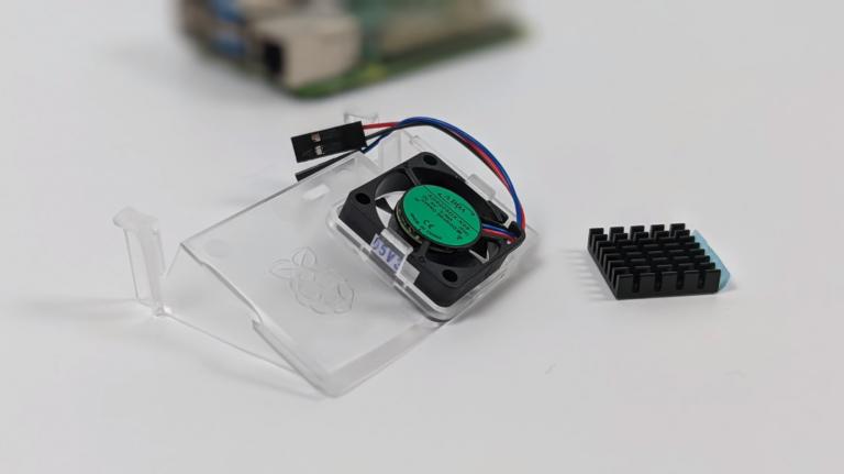How to Attach Heatsink to Raspberry Pi Guide