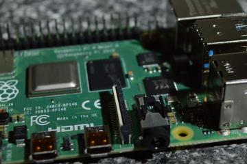 Raspberry Pi 4 GPIO